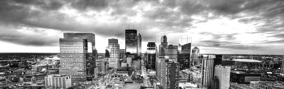 Dramatic Minneapolis Cityscape-family law Minneapolis -divorce attorney minnesota